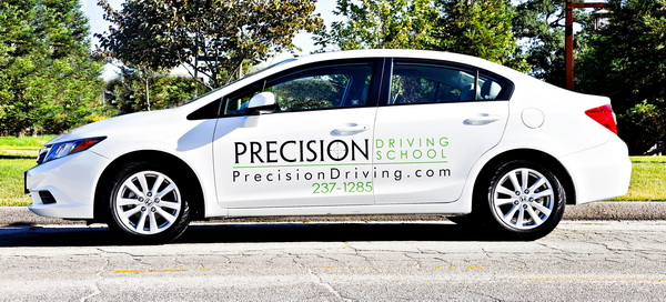 Precision Driving School 2012 Honda Civic